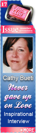 Inspiration Feature with Cathy Bueti