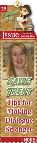 Feature - Fiction Slam - Tips for Making Dialogue Stronger by Cayle Trent