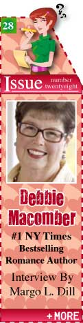 Debbie Macomber is Passionate about her Characters and Stories