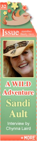 A Wild Adventure - An Interview With Sandi Ault