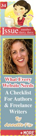 What Your Author Website Needs