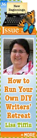 How to Run a D.I.Y. Writer's Retreat - Lisa Tiffin