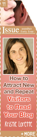 How To Attract Readers To Your Blog - Kristie Lorette