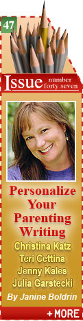 Personalize Your Parenting (Writing): The Pros and Cons of Building a Niche on Your Family's Experiences