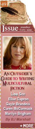 When Worlds Collide: An Outsider's Guide to Writing Multicultural Fiction