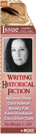 It's Not Easy Being a Historical Fiction Writer