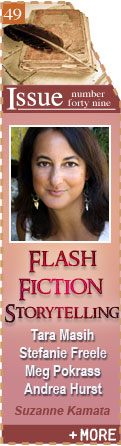 Not a Flash in the Pan: Flash Fiction Storytelling