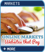 Online Markets - Websites that Pay