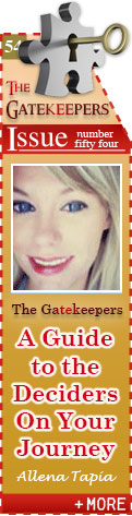 The Gatekeepers - A Guide to the Deciders On Your Journey - Allena Tapia