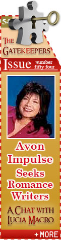 Avon Impulse Seeks Romance Writers - A Chat with Lucia Macro