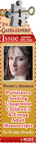 Writer's MArkets - Publishers Seeking Unagented Children's and Young Adult Manuscripts by Krissy Brady