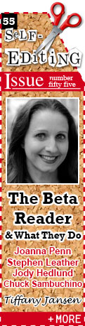 Shedding Light on the Beta Reader - Joanna Penn, Stephen Leather, Chuck Sambuchino, Jody Hedlund