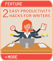 Two Productivity Hacks for Writers