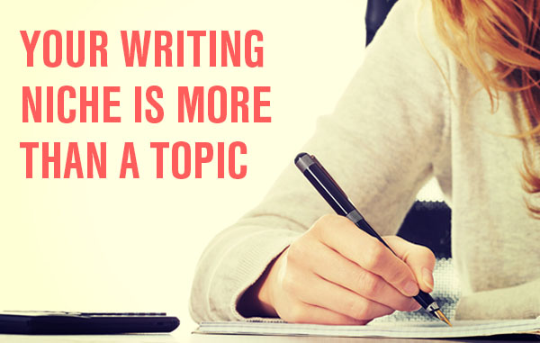 Your Writing Niche is More Than a Topic: 28 Writing Formats to Try by Kristy Rice