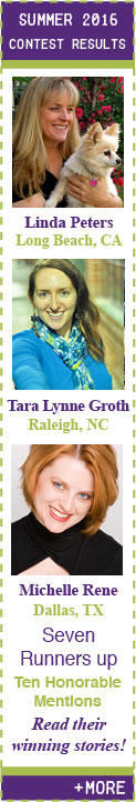 Summer 2016 Flash Fiction Contest Winners!