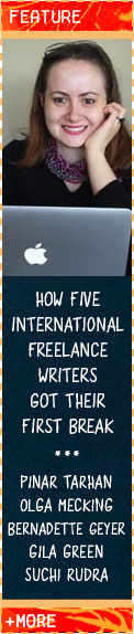 How Five International Writers Got Their First Break