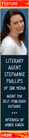 Interview with Literary Agent Stephanie Phillips