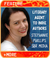 Literary Agent to Indie Authors: Stephanie Phillips of SBR Media