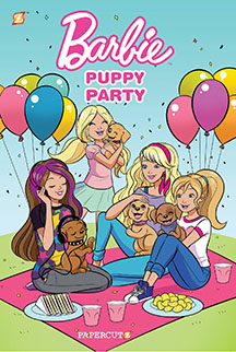 Barbie Puppy Party