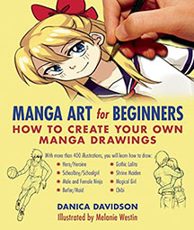 Manga Art for Beginners