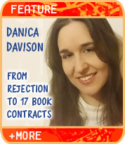 Danica Davidson: From Rejection to 17 Book Contracts