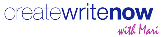 CreateWriteNow with Mari L. McCarthy