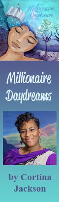 Millionaire Daydreams by Cortina Jackson