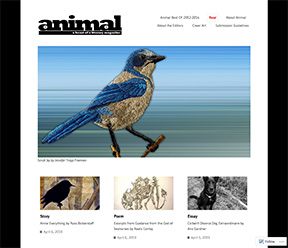 Animal Literary Magazine