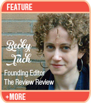 To Submit or Not Submit? Interview with Becky Tuch, Founder of The Review Review