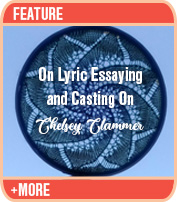 On Lyric Essaying and Casting On