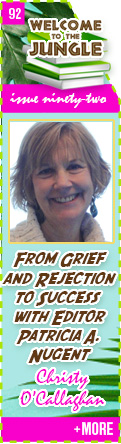 From Grief and Rejection to Success in Self-Publication with Writer/Editor Patricia A. Nugent