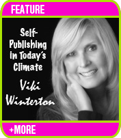 Viki Winterton: Self-Publishing in Today's Publishing Environment