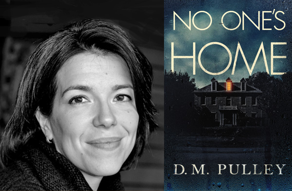 An Interview with D.M. Pulley, Thriller Novelist and Master Storyteller