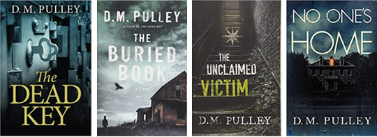 D.M. Pulley's Books