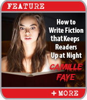 How to Write Fiction That Keeps Readers Up at Night