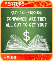 Pay to Publish Companies: Are They All Out to Get You?
