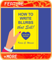 How to Write Book Blurbs that Sell