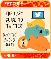 The Lazy Writers' Guide to Twitter