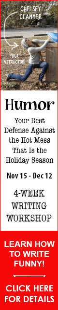 Humor: Your Best Defense Against the Hot Mess That is the Holiday Season