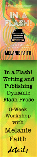 In a Flash: Writing and Publishing Dynamic Flash Prose with Melanie Faith