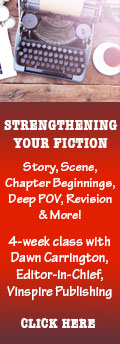 Strengthening Your Fiction