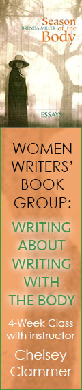 The Women Writers' Book Group: Writing About, Writing With The Body