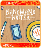 NaNoWriMo Applied